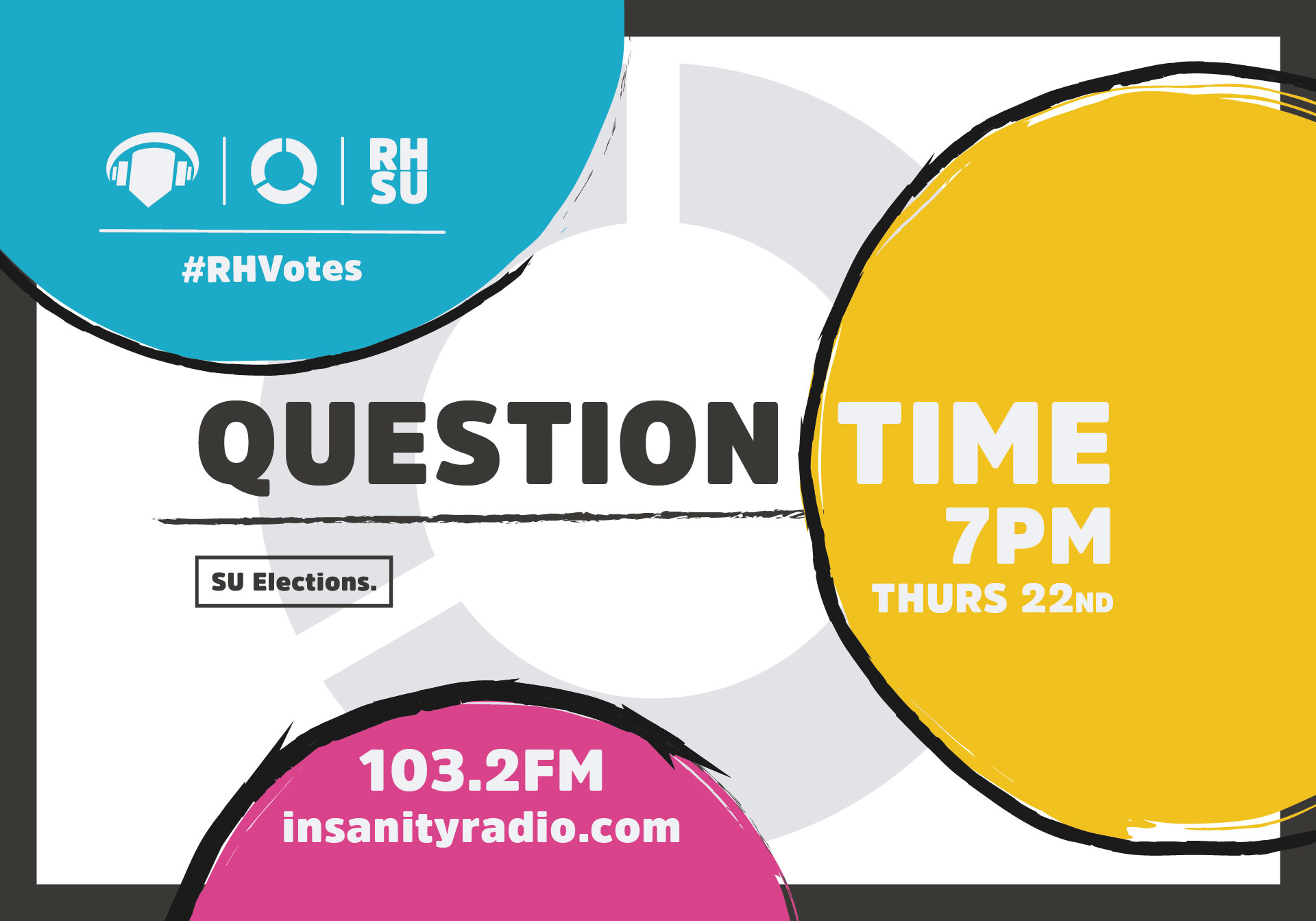 Question Time Banner